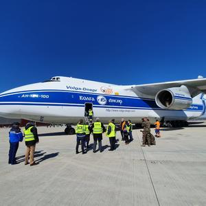 GEODIS establishes an air bridge from China to transport millions of masks