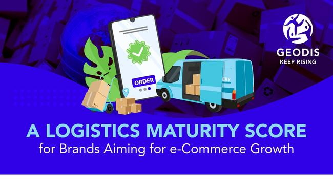 A Logistics Maturity Score for Brands Aiming for e-Commerce Growth