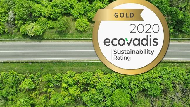 GEODIS Awarded its 7th Consecutive EcoVadis Gold Medal