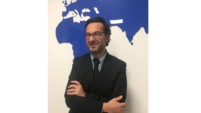 GEODIS announces the appointment of Fabrizio Airoldi as Country Managing Director in Italy