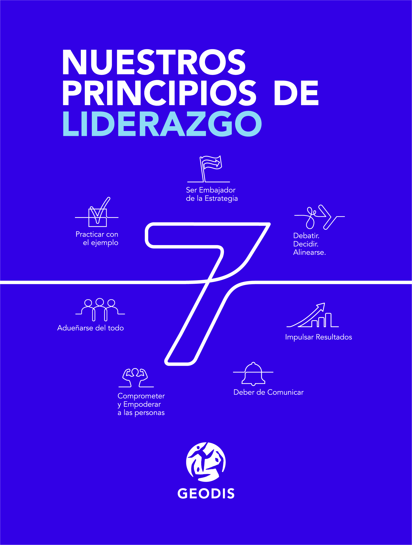 7 Principios de Liderazgo