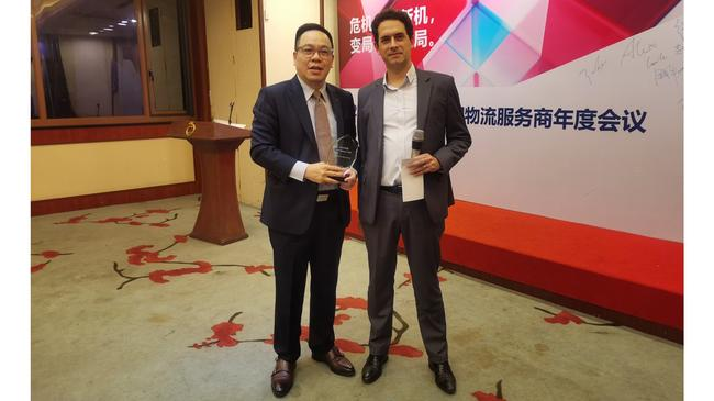 GEODIS recognized as Core Carrier of Arkema China in Asia-Pacific
