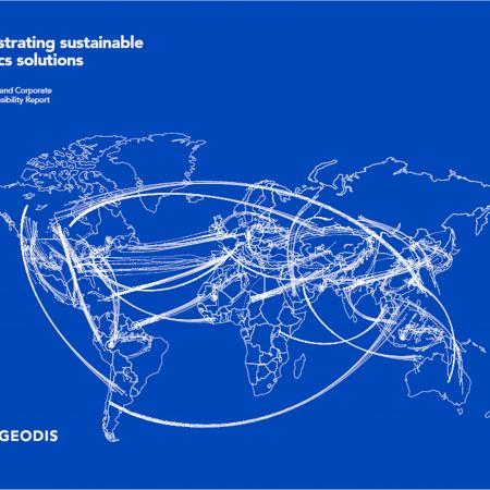 GEODIS publishes its yearly activity and CSR report
