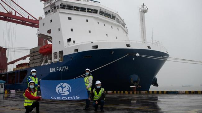 GEODIS Charters Tonnage to Alleviate Container Capacity Shortage on  Asia-Europe Trade