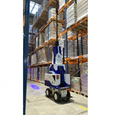 "GEODIS and DELTA DRONE launch ""GEODIS Countbot,"" an innovative warehouse-inventory solution"