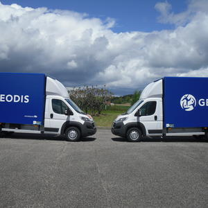 A new agreement between Ariston and GEODIS anchored in territories and sustainable transport