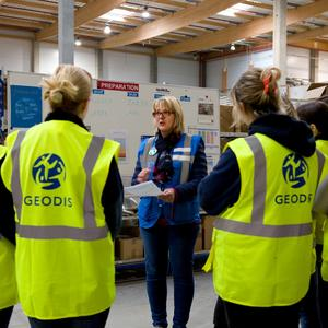 GEODIS pledges a firm commitment to Gender Diversity