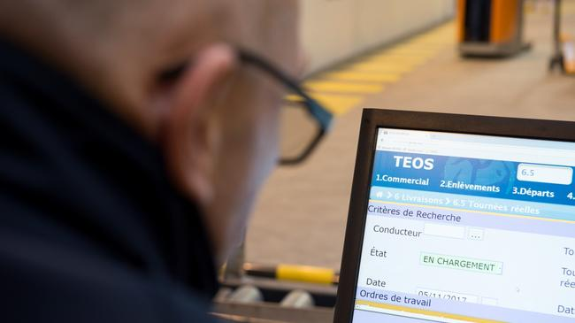 Thanks to its new TMS, GEODIS strengthens the efficiency of its French distribution network