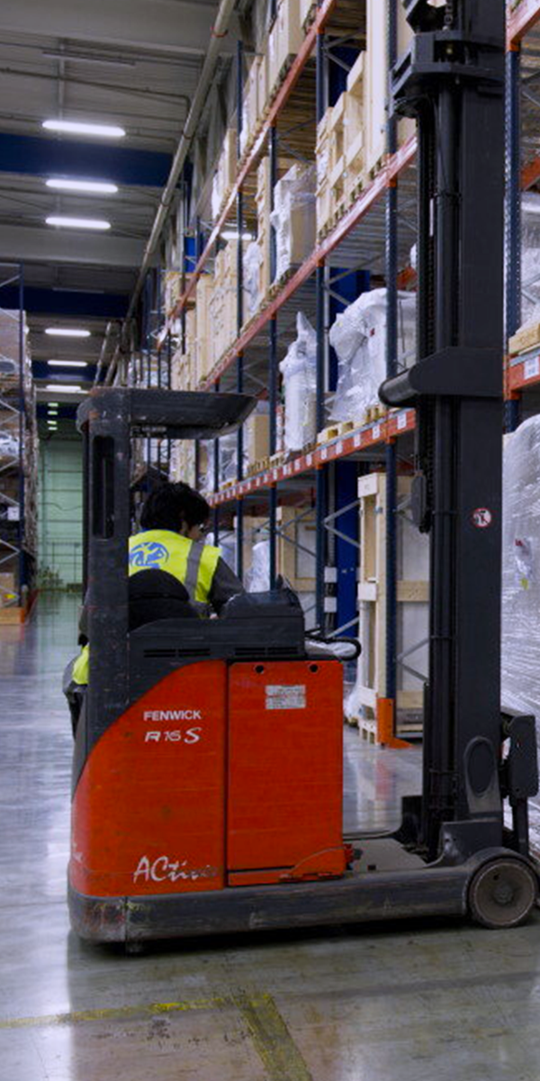 Production Logistics | GEODIS