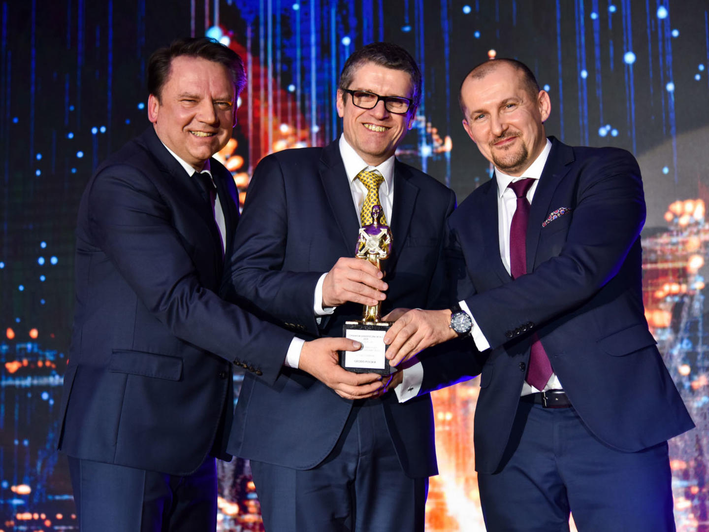 "GEODIS Poland wins ""Logistics Operator if the year 2019"" silver award"