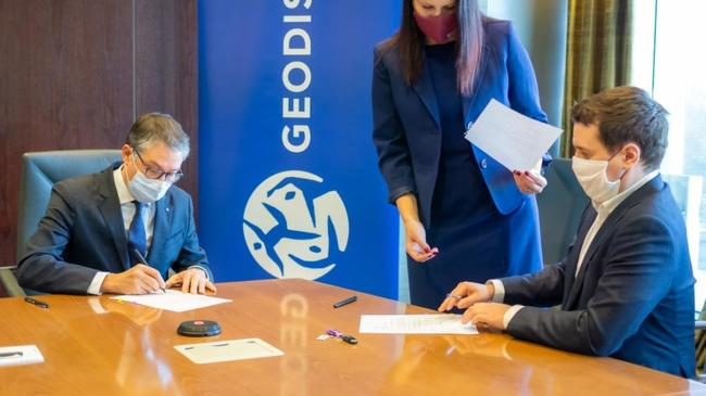 GEODIS completes its acquisition of PEKAES