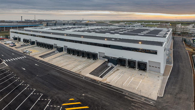 GEODIS opens an airside cargo station at Paris-Charles de Gaulle