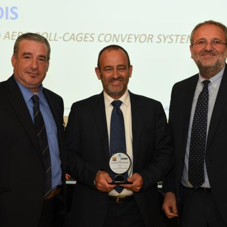 "GEODIS awarded ""2018 Logistics Player of the Year"" in Italy"