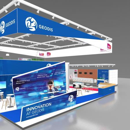 GEODIS emphasizes importance of innovation in logistics at TL Munich Exhibition