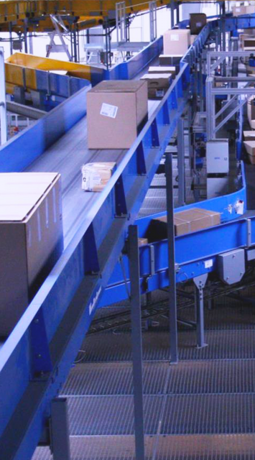 Automatic chain warehouse
